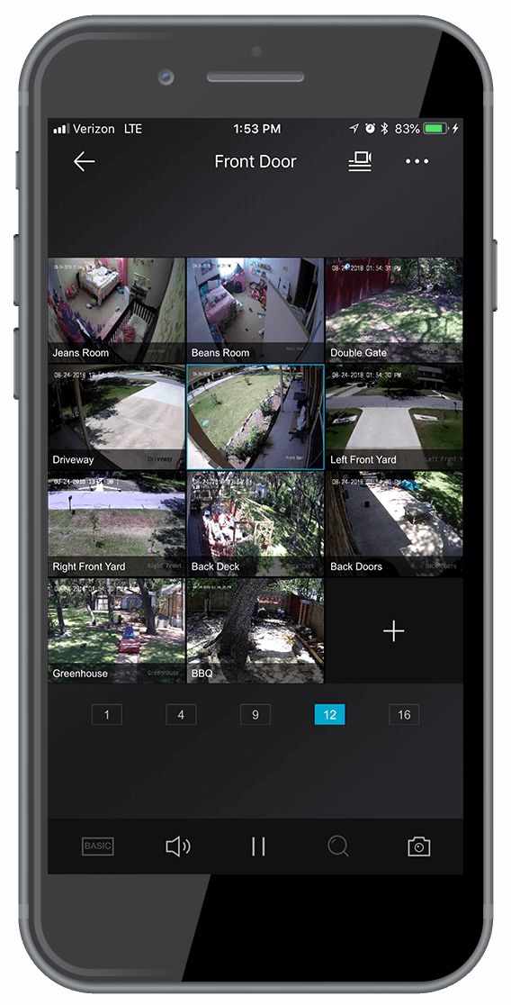 Monitor Home or Business With App, AWest Security, Bismarck, ND